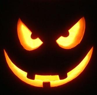 Origines et traditions d halloween vu lu entendu for Decoration qui fait peur